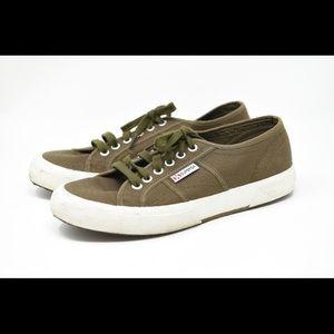 Superga Classic Low Top Canvas Unisex Sneakers